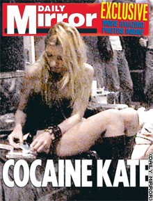 Kate Moss will not face cocaine charges!