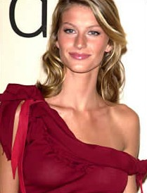 Gisele highest placed Supermodel on Forbes...