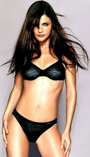 Helena Christensen launches breast cancer campaign