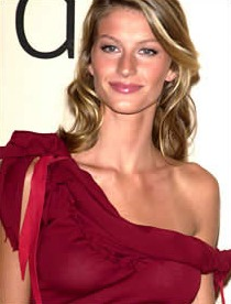 Gisele Bundchen worries about getting old...