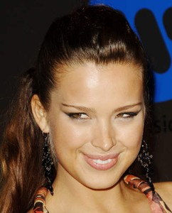 Petra Nemcova once downed laxatives to lose weight