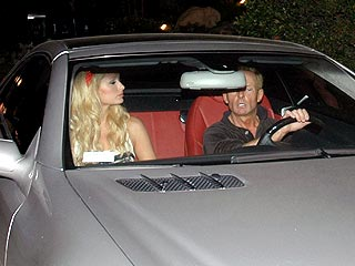 Alleged DUI: Paris Hilton arrested