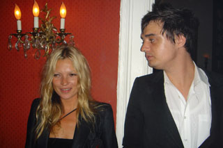 Drugs make bugs: Kate Moss and Pete Doherty expecting first baby?