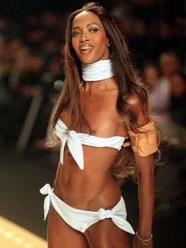 Supermodel Naomi Campbell arrested in London!