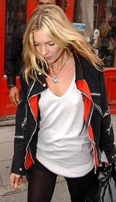 Kate Moss fashion award stirs controversy in Britain