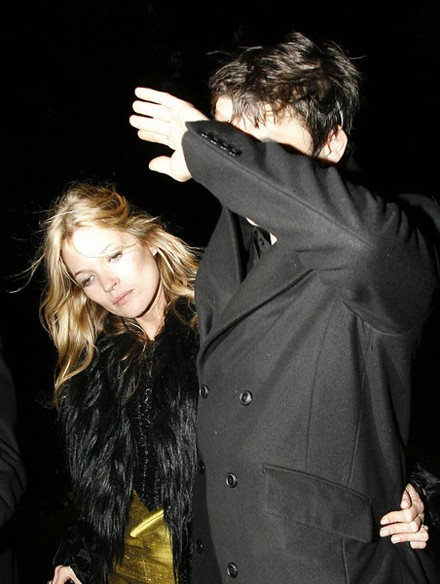 Pete Doherty threatens to leave Kate Moss!!!