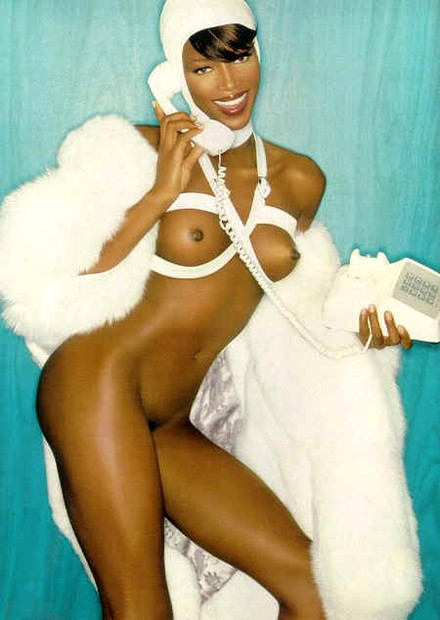 Naomi Campbell doesn\'t do strip-club comedies!