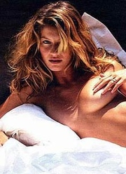 Supermodel Gisele and Tom Brady rumored tp be dating...