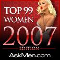 AskMen\'s most desirable women-list