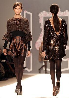 NY fashion set defends lack of ban on skinny models...