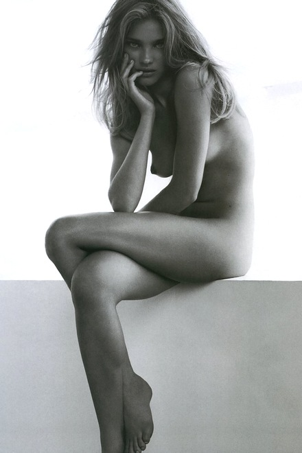 Natalia Vodianova speaks about eating disorders...