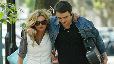 Kate Moss is still stuck on Pete Doherty!