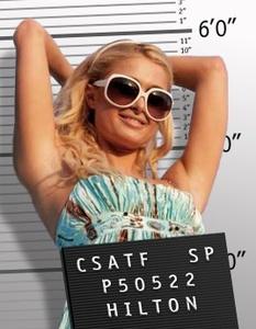 Paris Hilton may get jail time...