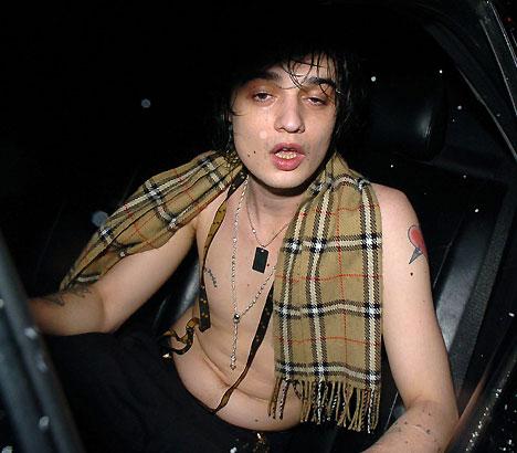 "Keane frontman: ""Let Doherty take drugs"""