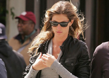 Gisele's Non-Smoking Weight Gains