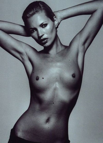 Kate Moss scared of female stalkers