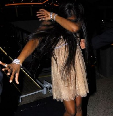 Naomi Campbell: It\'s my 38th birthday party and I\'ll cry if I want to