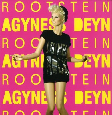Model Agyness Deyn Gets Mannequin, Testino Gig