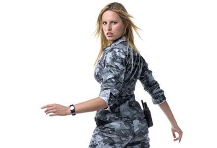 Karolina Kurkova plays Covergirl in G.I.Joe