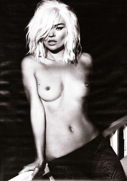 Real Kate nudes moss