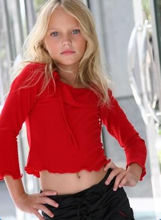 Model teen top 100
