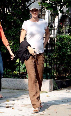 Gisele\'s Rocking a Nicole Kidman Baby Bump?
