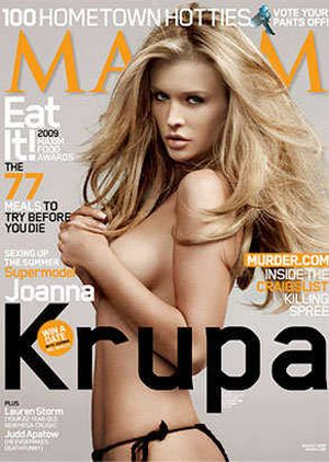 Joanna Krupa: Sexpot supermodel on \'Dancing With the Stars\'