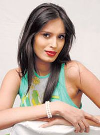 Ujjwala Raut: Indian Model