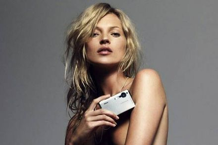 Kate Moss\' Motto: \'Nothing Tastes As Good As Skinny Feels\'