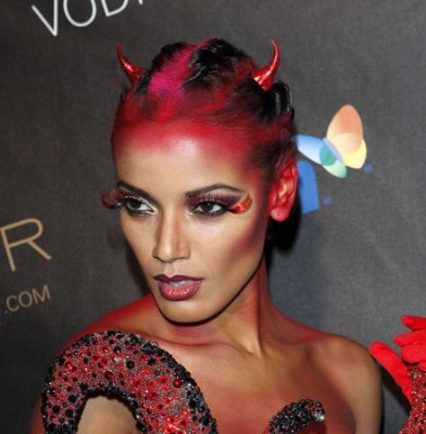 Selita Ebanks: Devilishly Dazzling