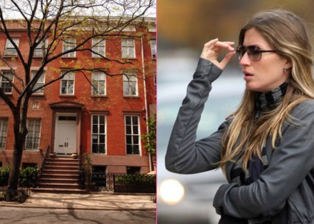 Gisele Bundchen Unloads NYC Townhouse