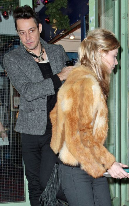 Kate Moss and Jamie Hince's Engaging Retail Romp