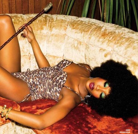 Naomi Campbell turns down TV modelling show