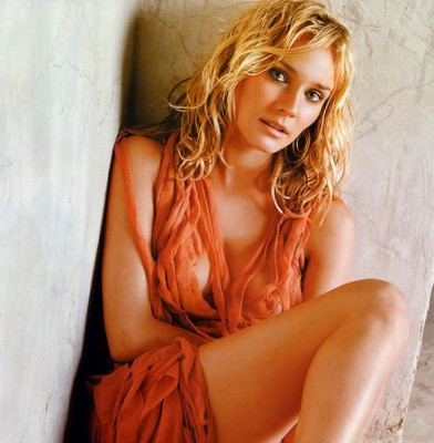 Diane Kruger is face of Calvin Klein Beauty