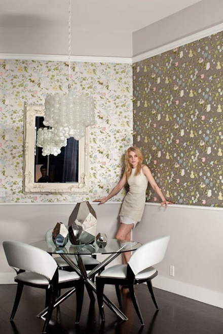 Jessica Stam Redecorates Her Apartment