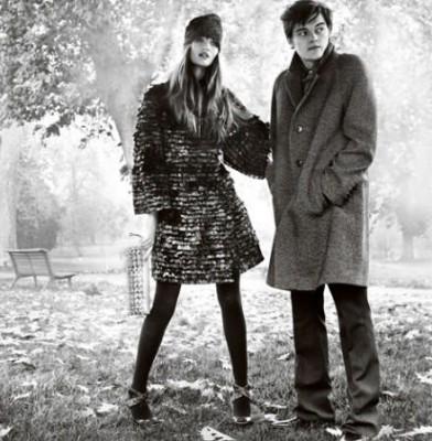 Emma Watson to Rosie Huntington-Whiteley for Burberry
