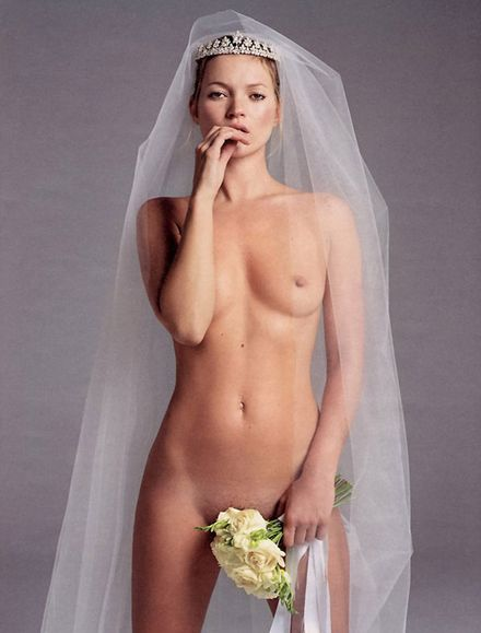 Kate Moss to design her own wedding dress