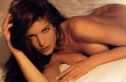 Stephanie Seymour shocked at reaction to son photos