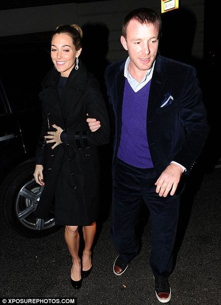 Jacqui Ainsley is pregnant!
