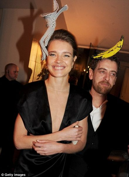 G-love is in the hair for Natalia Vodianova and Tracey Emin's ex