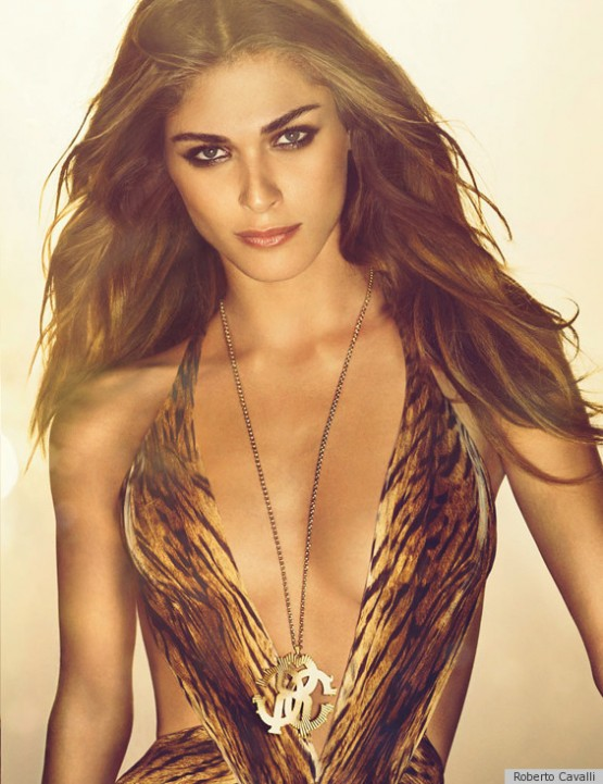 Elisa Sednaoui to be the face of Roberto Cavalli\'s latest perfume.