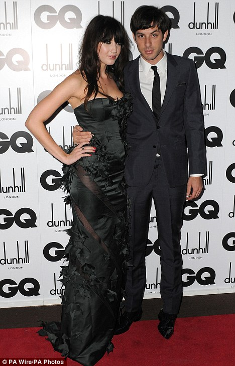 Daisy Lowe splits with Matt Smith