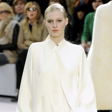 Julia Nobis Spring 2012\'s top model