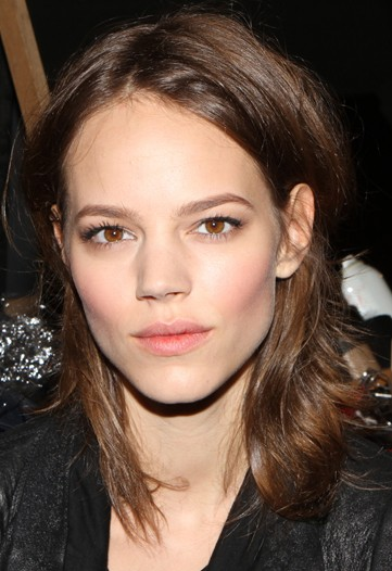 Freja Beha\'s beauty regimen