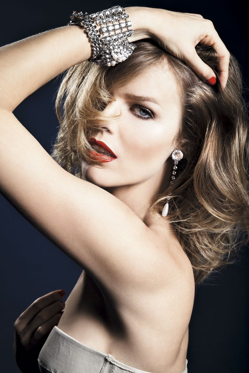Eva Herzigova for S Moda