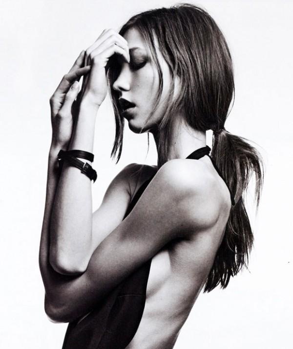 Karlie Kloss Lands Another Vogue Editorial