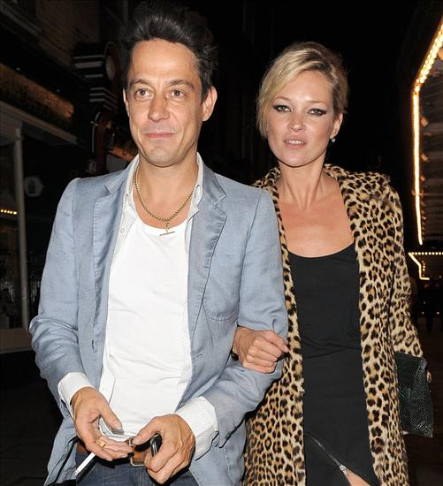Kate Moss is settling down