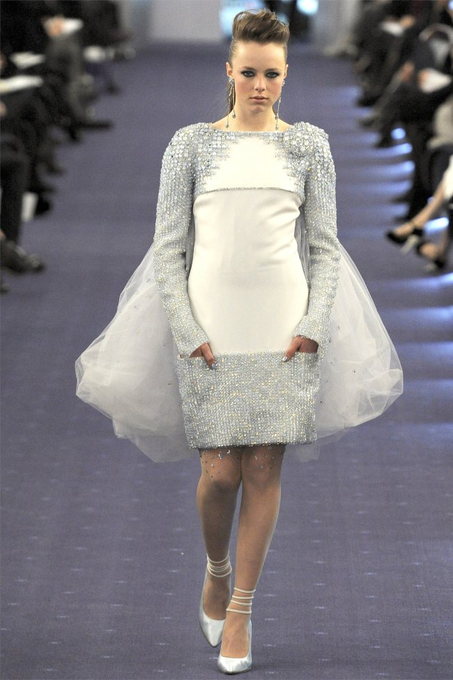The Chanel Bride