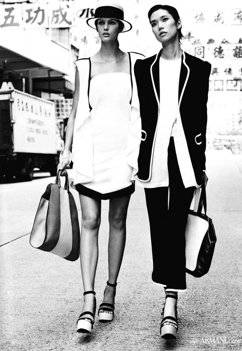Emporio Armani Spring Ladies