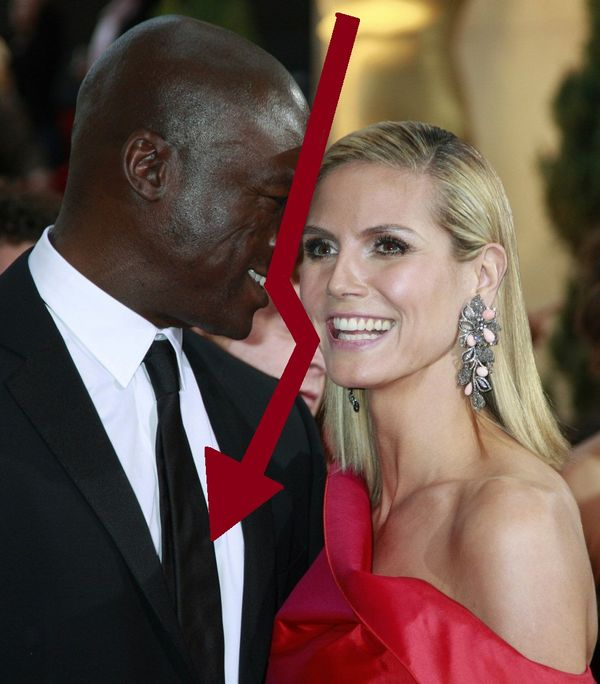 Heidi and Seal get divorced